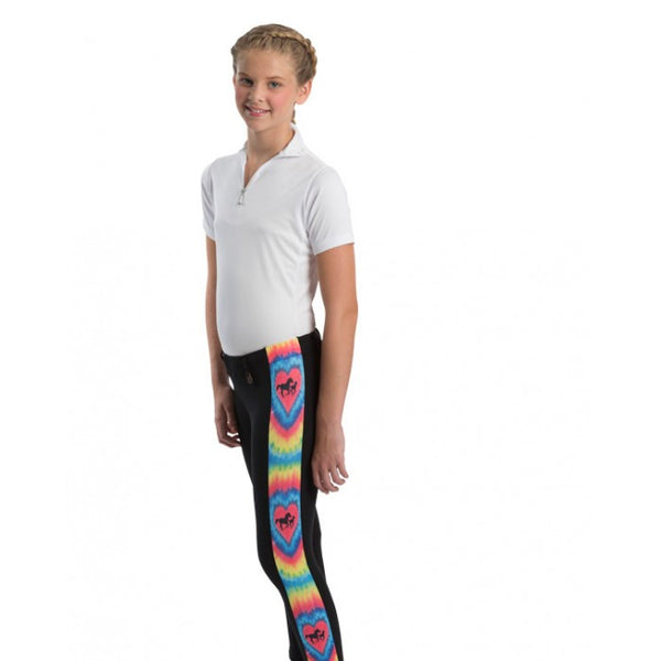 Riding Tights, Child, w/Trim