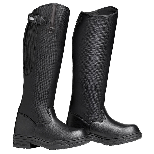 English Boots, Rimfrost Rider III Tall Reg by Mountain Horse
