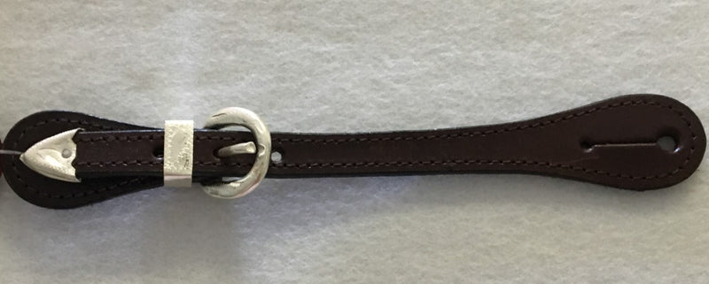 Spur Straps, Leather, Show