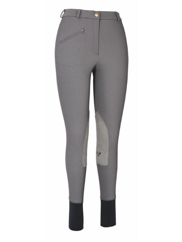 Breeches, Ribb Knee Patch, Ladies