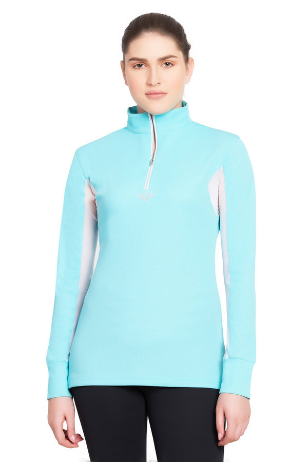 Sport Shirt, Long Sleeve, Ventilated, Ladies