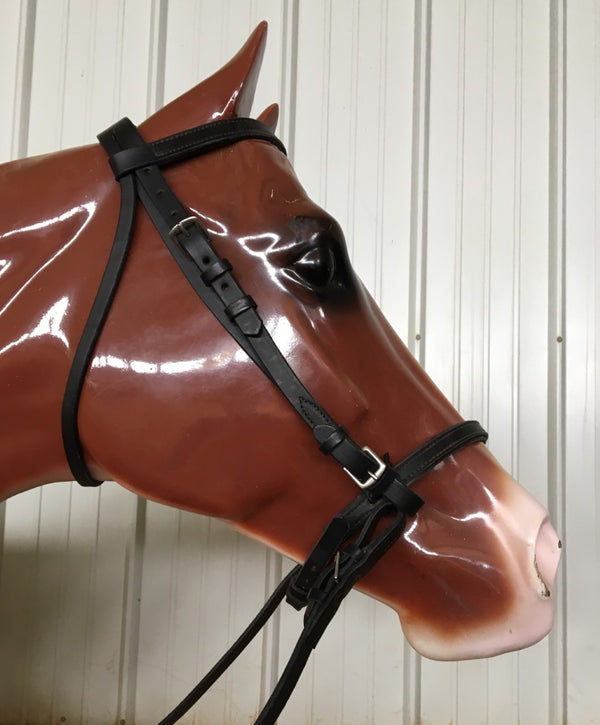 Dressage Bridle with Reins