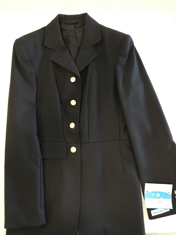 Dressage Coat, Ladies , All Wool by Ovation