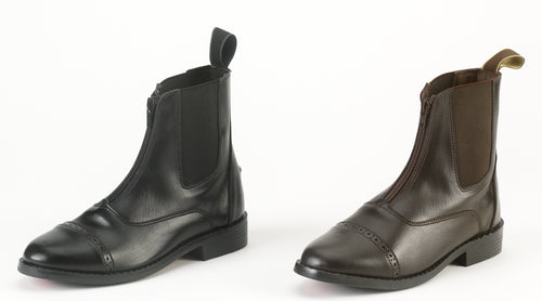 Paddock Boots, EquiStar Child A/W Zip