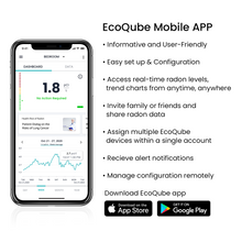 Load image into Gallery viewer, EcoQube User Friendly Smartphone App