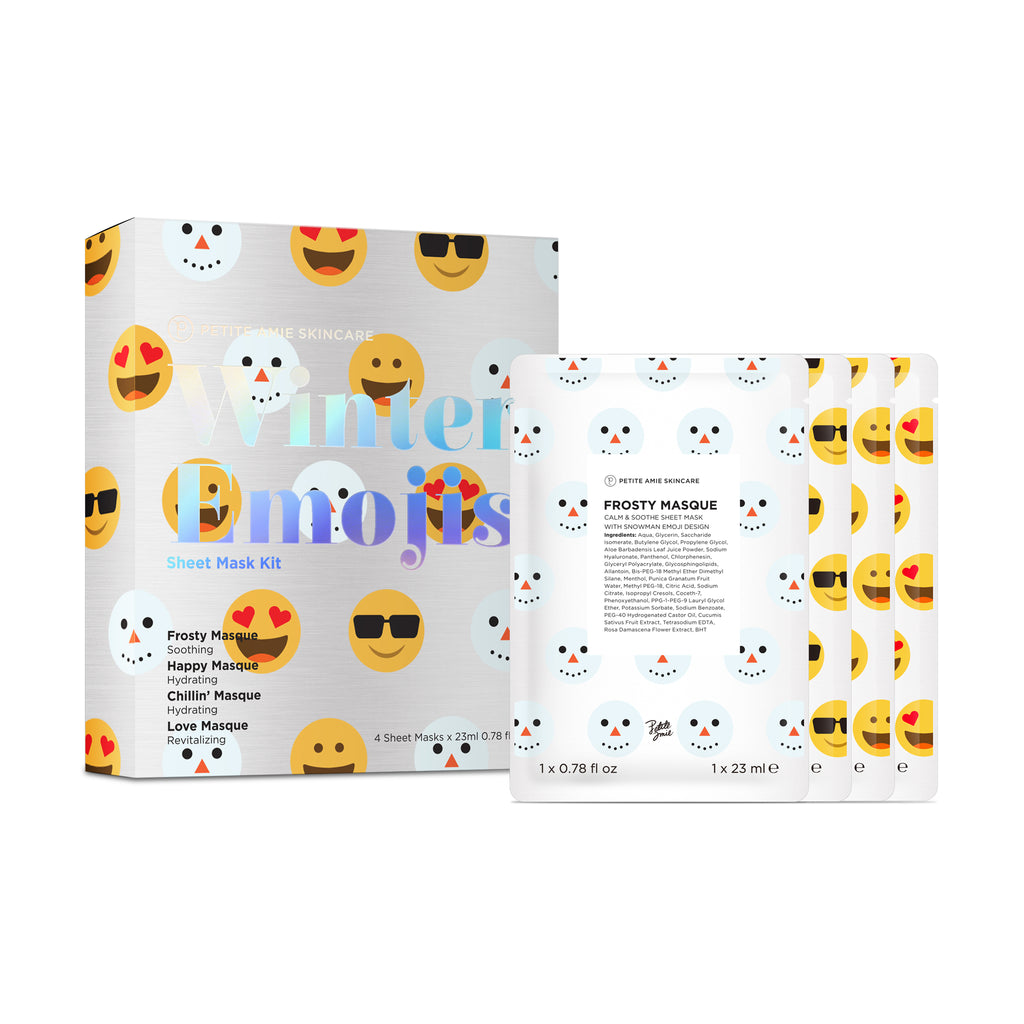 Winter Emojis Kit Christmas 2020