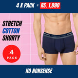 4X Short Leg Value Pack - Trunks