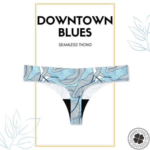 Downtown Blues - Thong