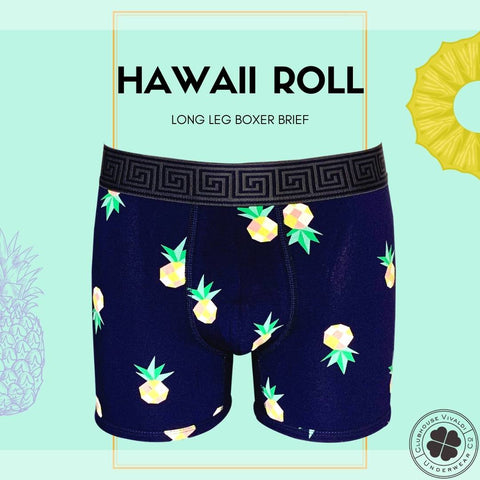 Hawaii Roll - Boxer Brief