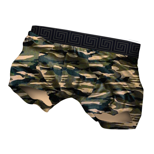 Light Combat Camo Trunk