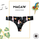 Macaw - Raw Cut Thong
