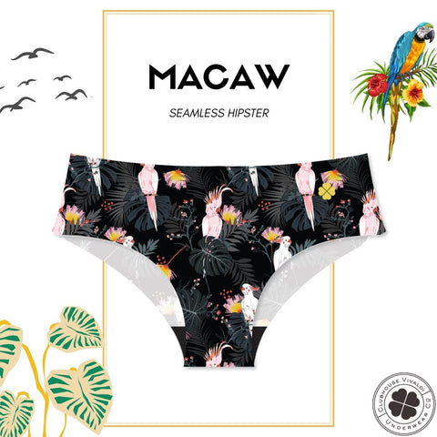 Macaw - Raw Edge Hipster