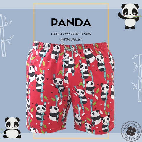 Panda Quick Dry Swim Short