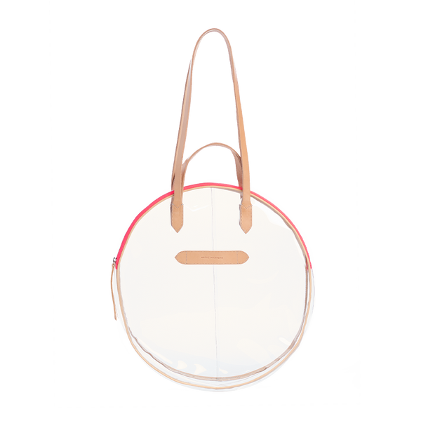 Grand Trianon - Sac Cabas Crystal Nude
