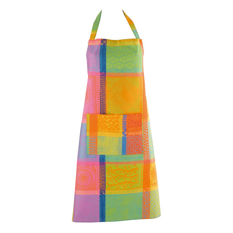 Apron Mille Wax Creole Cotton