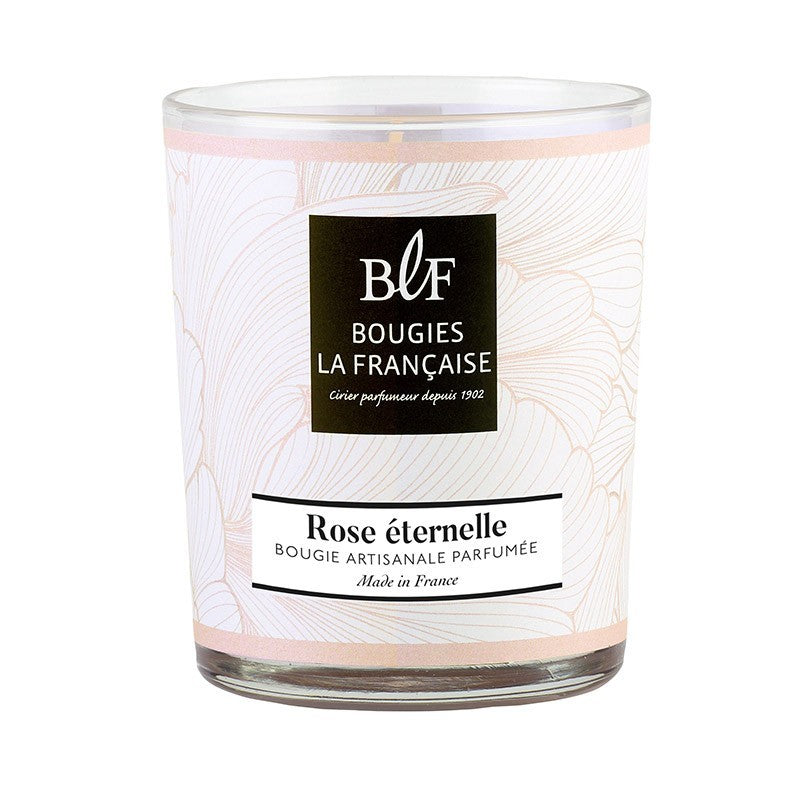 Scented Candle Eternal Rose