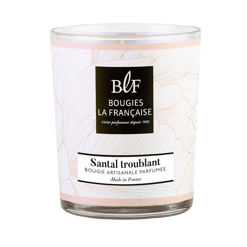 Scented Candle Disturbing Sandlewood