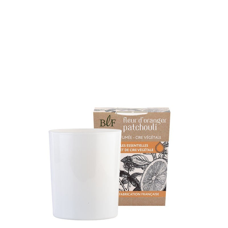 Scented Candle Orange Blossom & Patchouli