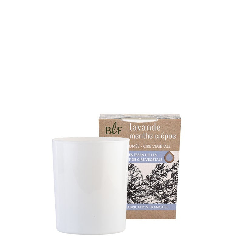 Scented Candle Lavender & Mint