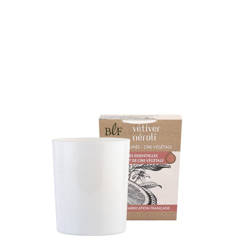 Scented Candle Neroli & Vetiver