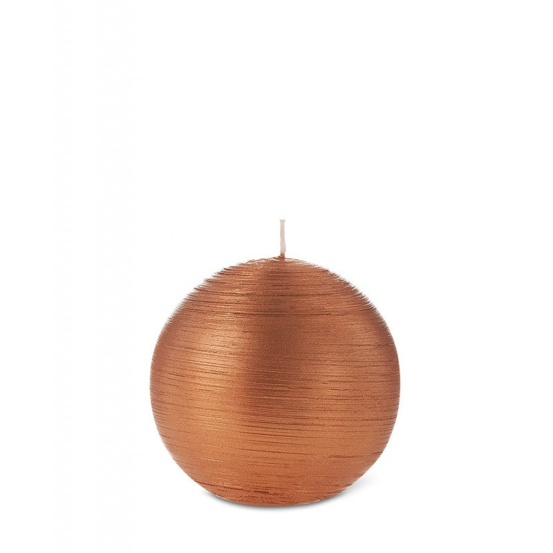 Ball Candle Copper 60mm