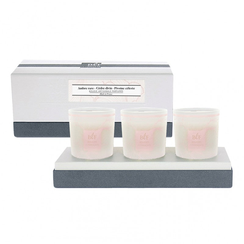 Candles Gift Box Quintessence
