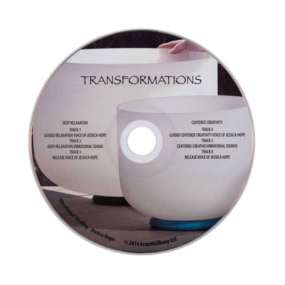 Jessica Hope: Transformations CD