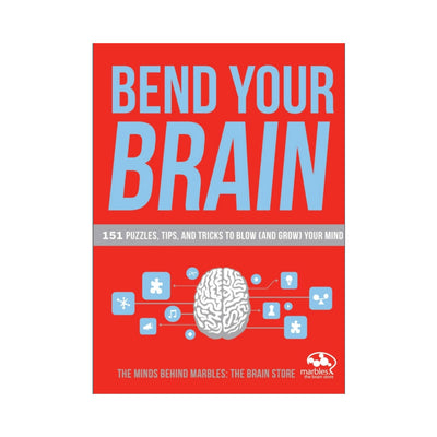 Bend Your Brain Book (By Marbles: The Brain Store)