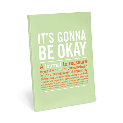 Knock Knock - It's Gonna Be Okay Journal
