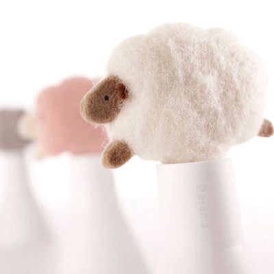 SLEEP SHEEP Felt Diffuser - IVORY