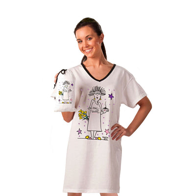 Nightshirt Mature & Fabulous