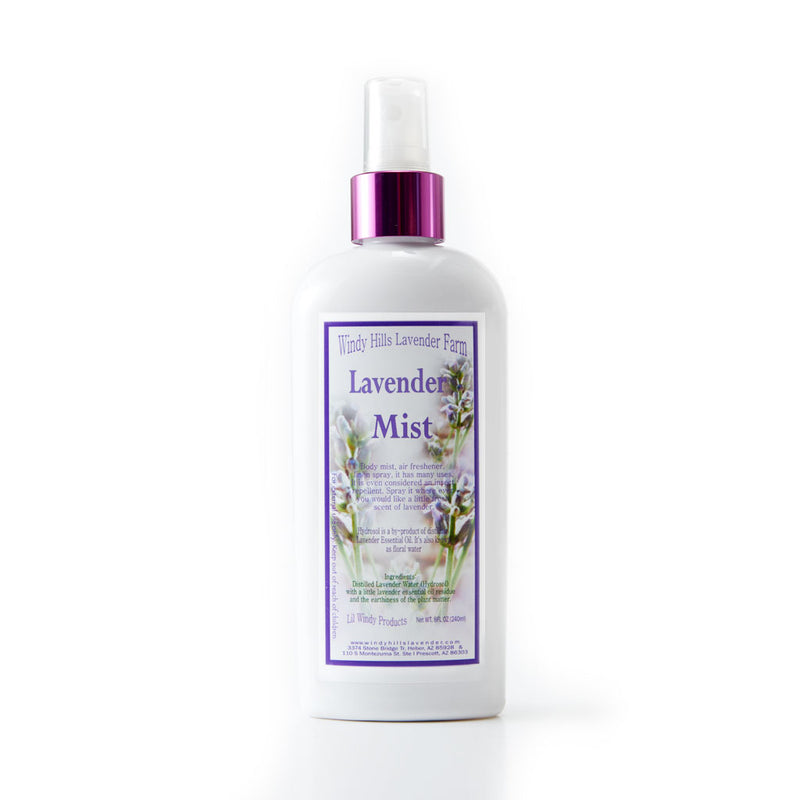 Windy Hills - Mist 8 oz - Lavender