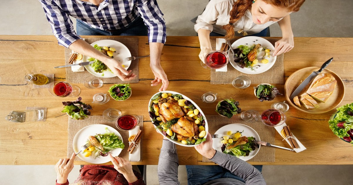Hosting Dinner? Read This First