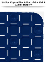 Anti-Skid Bath Mat for Bathroom Story@Home