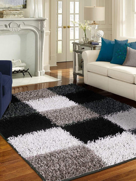 "Carpet Checkered Pattern - 36""x60"" Story@Home"
