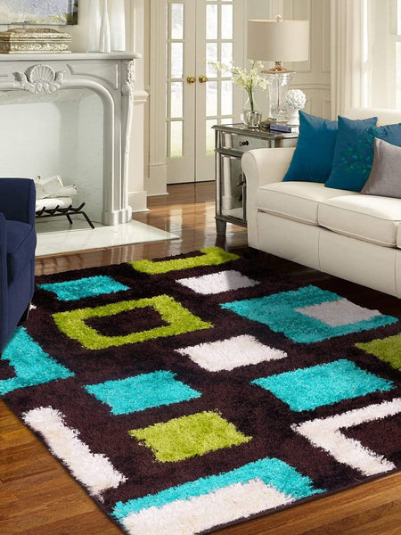"Carpet Geometric Pattern - 36""x60"" Story@Home"