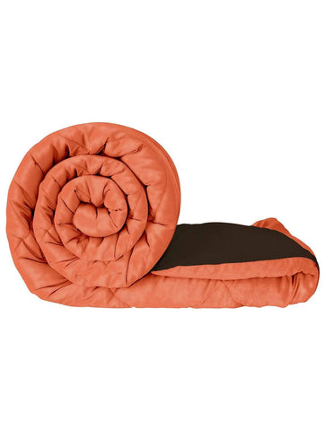 Fusion Soft Dual Color Comforter Single Size - 150 cm X 225  cm Story@Home