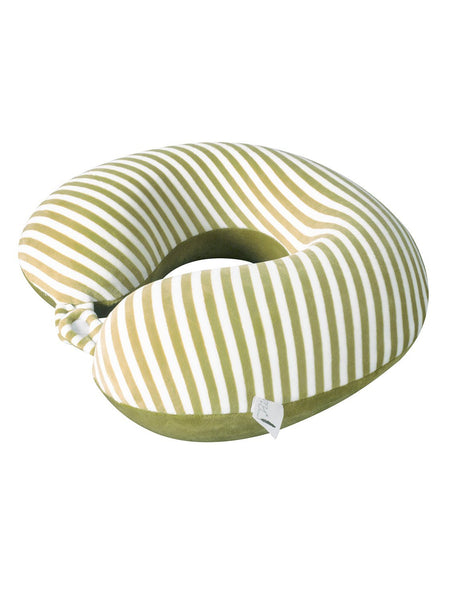Travel U Shaped Memory Foam Neck Pillow Story@Home
