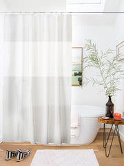 Waterproof Shower Curtains Isolation Curtain Story@Home