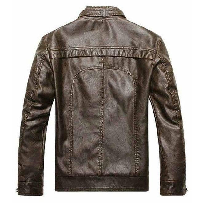 The Chief Jacket Brown