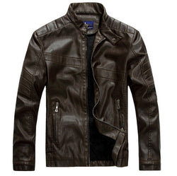 The Sentinel Jacket Brown