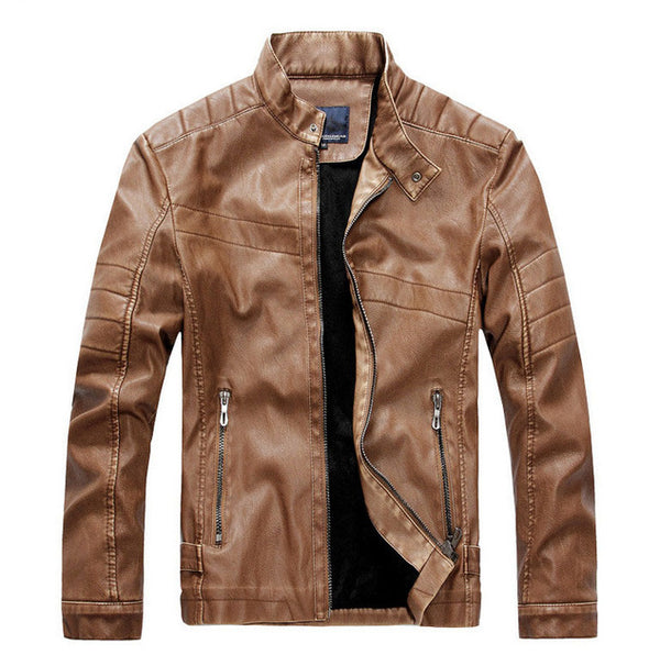 The Sentinel Jacket Tan