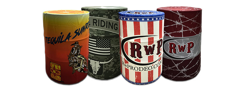 Carroll Original Wear Barrel Covers