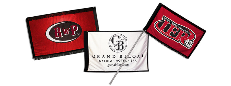 Carroll Original Wear Grand Entry Flags