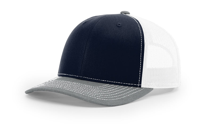 Tri-Color 112 Hat