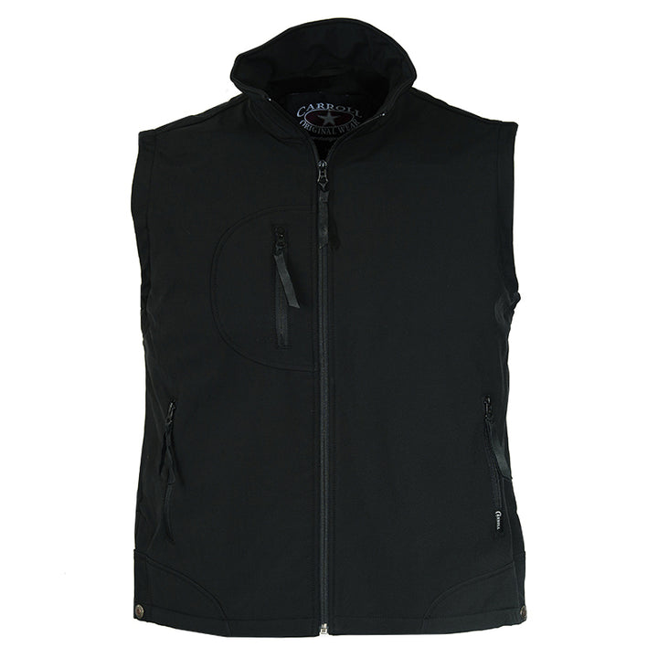 Youth Ranger Vest - Black