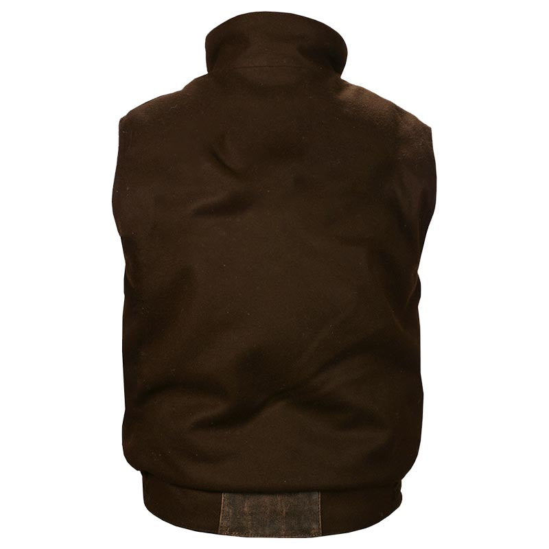 Unisex Gunsmoke Vest - Brown
