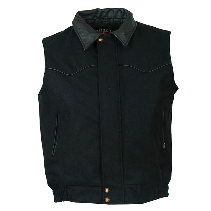 Youth Gunsmoke Vest - Black