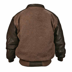 Unisex Competitor Jacket - Brown