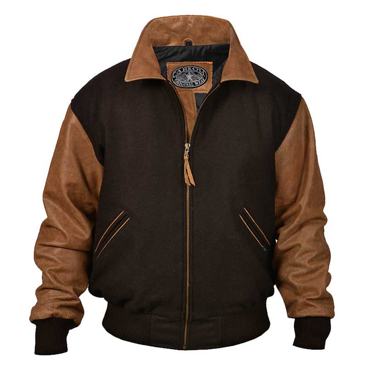 Unisex Classic Trophy Jacket - Brown